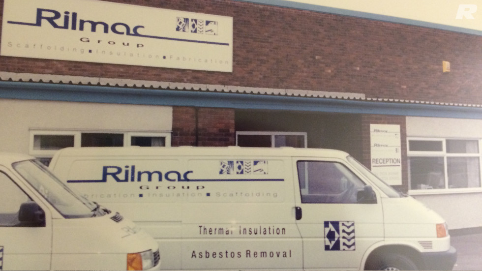 History of Rilmac Asbestos Services, Insulation, Fabrication and Scaffolding
