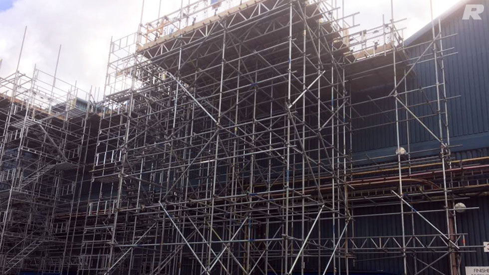 Factory Re Roofing Phase 3 Rilmac Asbestos Services